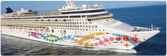 Norwegian Pearl General Overview
