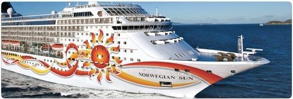 norwegian sun general overview