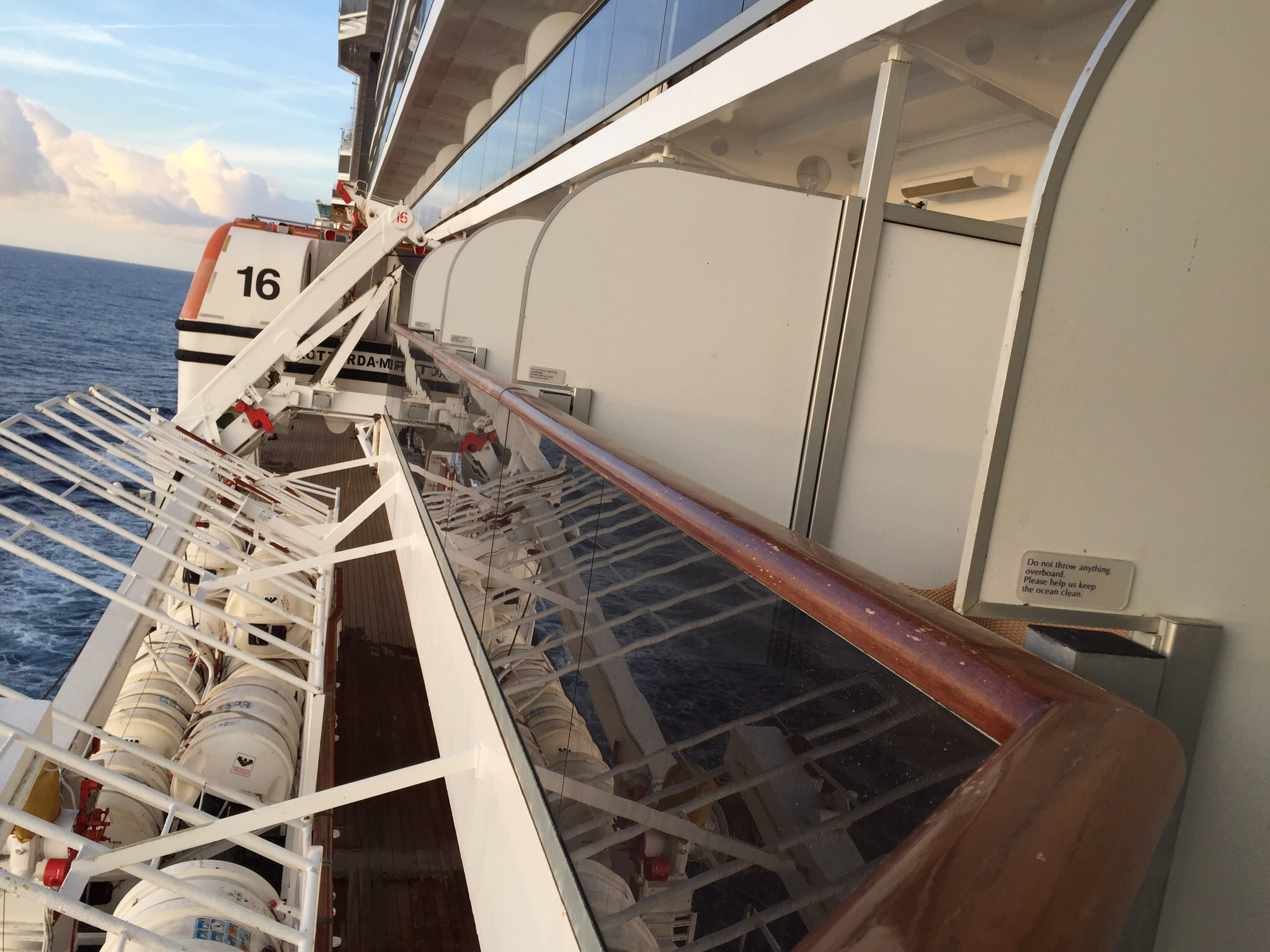This Is A Picture Provided By A Reviewer Who Sailed In Zuiderdam Cabin 4132  In December 2014
