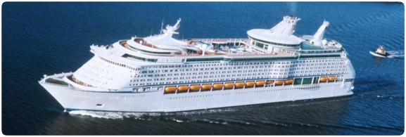 Deck Plan for the Adventure of the Seas Cruise Ship