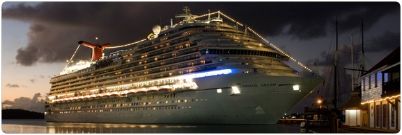 Carnival Dream Deck Plans