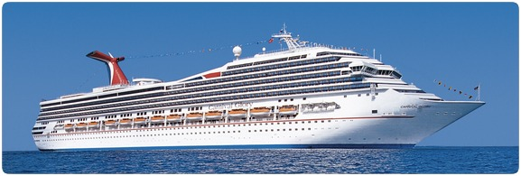 Carnival Glory Deck Plans